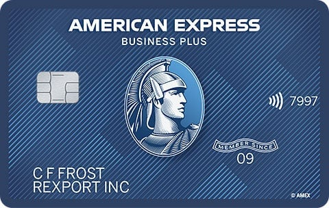 American Express The Blue for Business® Credit Card