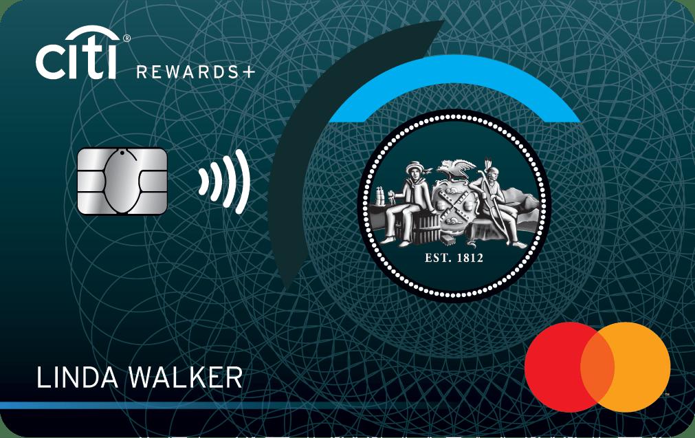 Citi Rewards+® Card