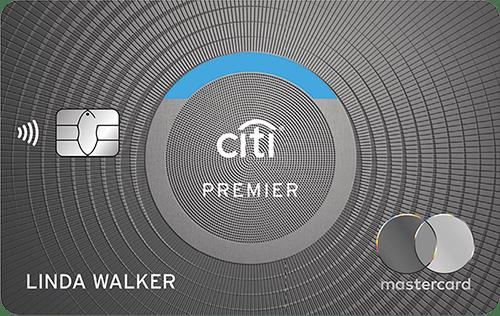 Citibank ThankYou Premier Credit Card