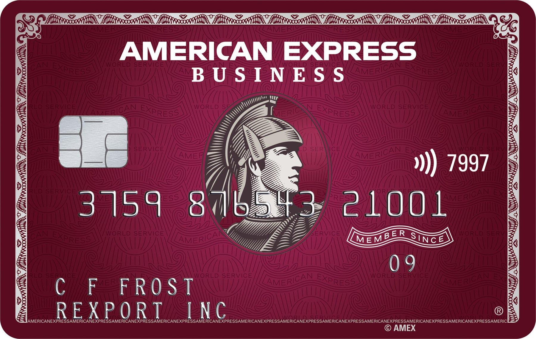American Express Plum Card Credit Card