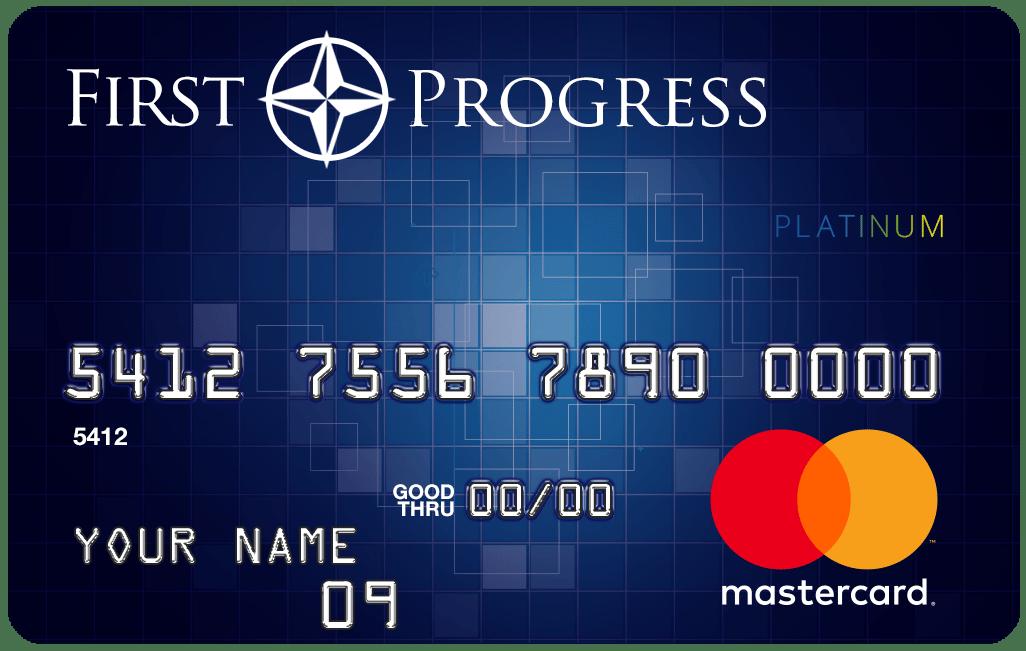 First Progress Platinum Prestige Credit Card