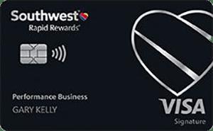 New! Southwest Rapid Rewards® Performance Business Credit Card