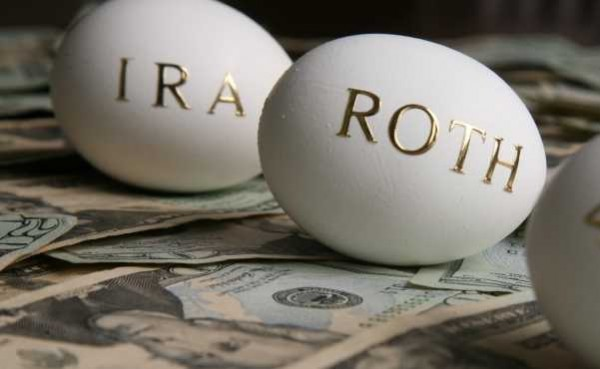Roth IRA Savings Image