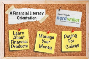 NerdScholar's Financial Literacy Orientation