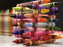 school crayons 2