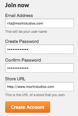 Register your website for NerdWallet Indie