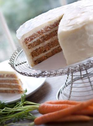 Daisy Cakes - Carrot Cake