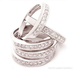 Divine Diamonds - Ah Ring