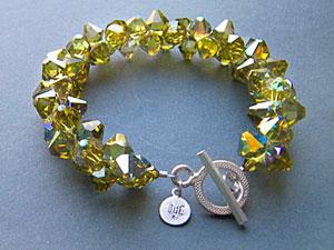 Objets d'Envy - Rock Candy Bracelet