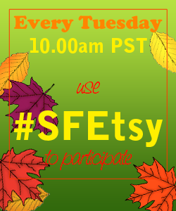 SF Etsy - Twitter Chat Time