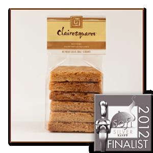 Clairesquares - Buttery Shortbread Squares