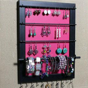 HedcraftFineArt - Jewelry Organizer