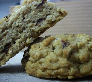Original Salty Oats Cookie