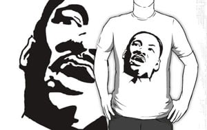 Jeff Bowan - MLK shirt