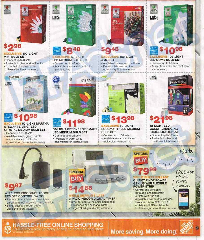 Home Depot Online Shop: Home Depot Black Friday 2013 Ad