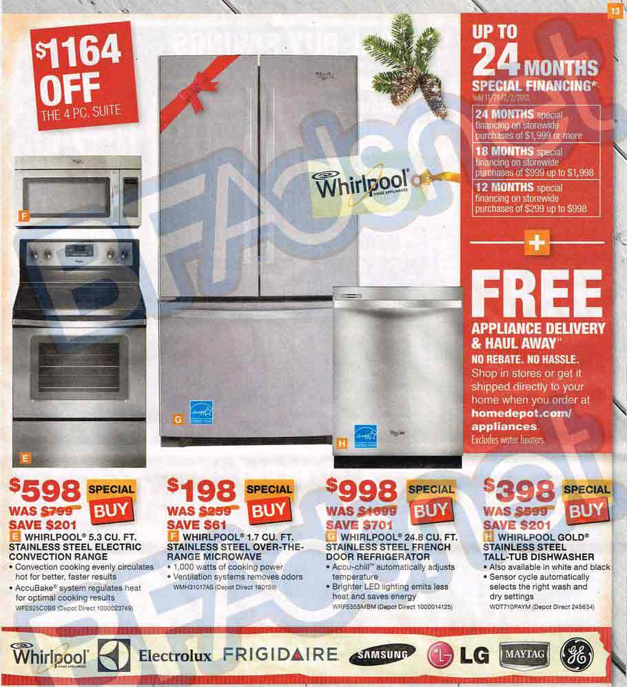 home depot current flyer with Home Depot Ad on Tractor Supply Sales further waterdepotcambridge moreover Menards Weekly Ad additionally Arbys August Savings Inter  Coupons additionally Home Depot Canada.