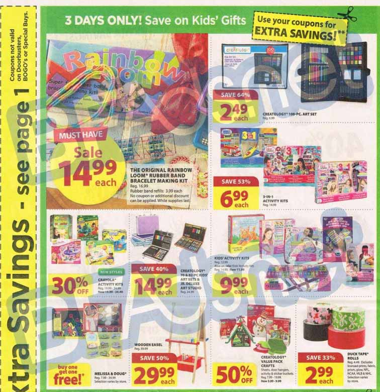 Michael 39 s black friday 2013 ad find the best michael 39 s for Weekly ad for michaels craft store