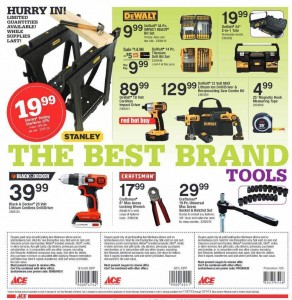 Ace Hardware 2013 Black Friday Ad Scan - Page 2