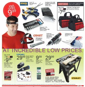 Ace Hardware 2013 Black Friday Ad Scan - Page 3