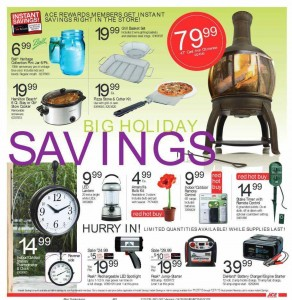 Ace Hardware 2013 Black Friday Ad Scan - Page 6
