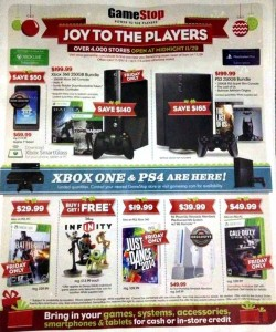 GameStop Black Friday 2013 Ad Leak - Page