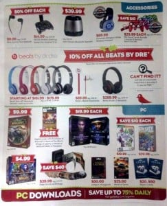 GameStop Black Friday 2013 Ad Leak - Page 7