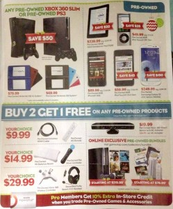 GameStop Black Friday 2013 Ad Leak - Page 11