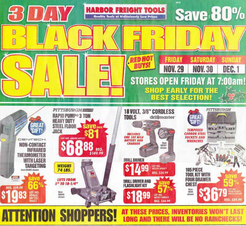 Harbor freight black friday 2013 ad find the best harbor freight harbor freight greentooth Images