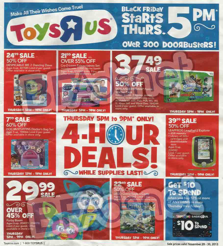Best toy deals online black friday