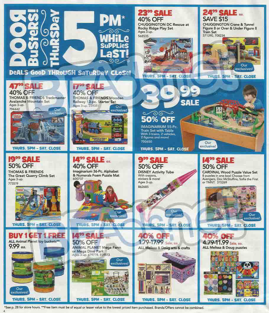 Cool Toys From Toys R Us : Toys quot r us black friday ad find the best