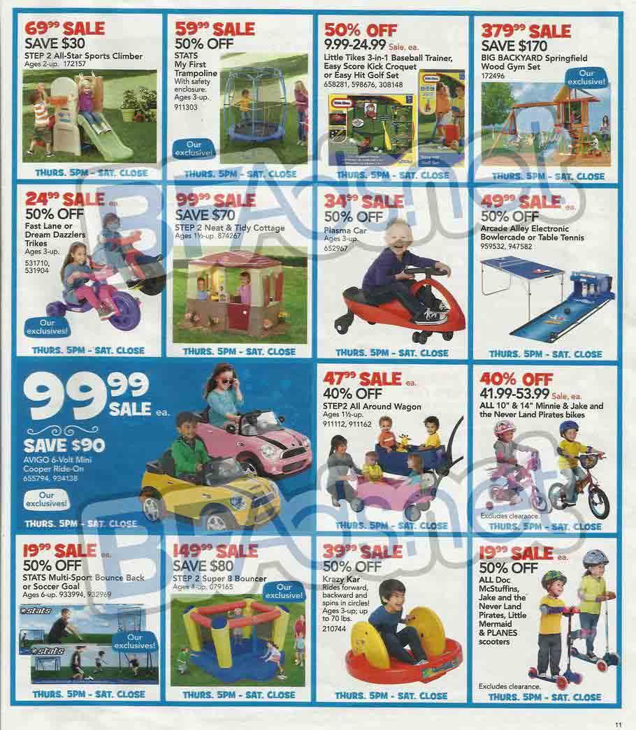 52 Toys R Us Big Backyard Home Decor