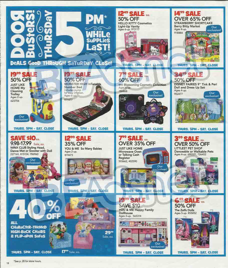 Best toy deals black friday uk
