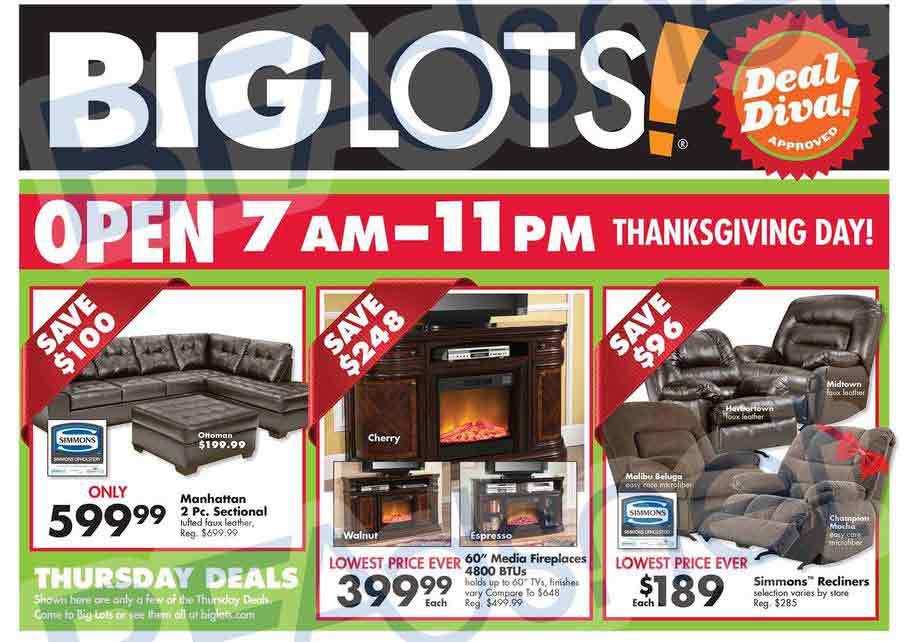 Big Lots Black Friday 2013 Ad Find The Best Big Lots
