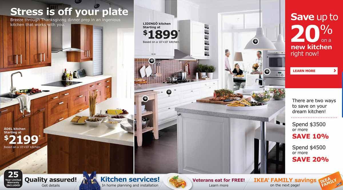 Black Friday Deals On Kitchen Cabinets