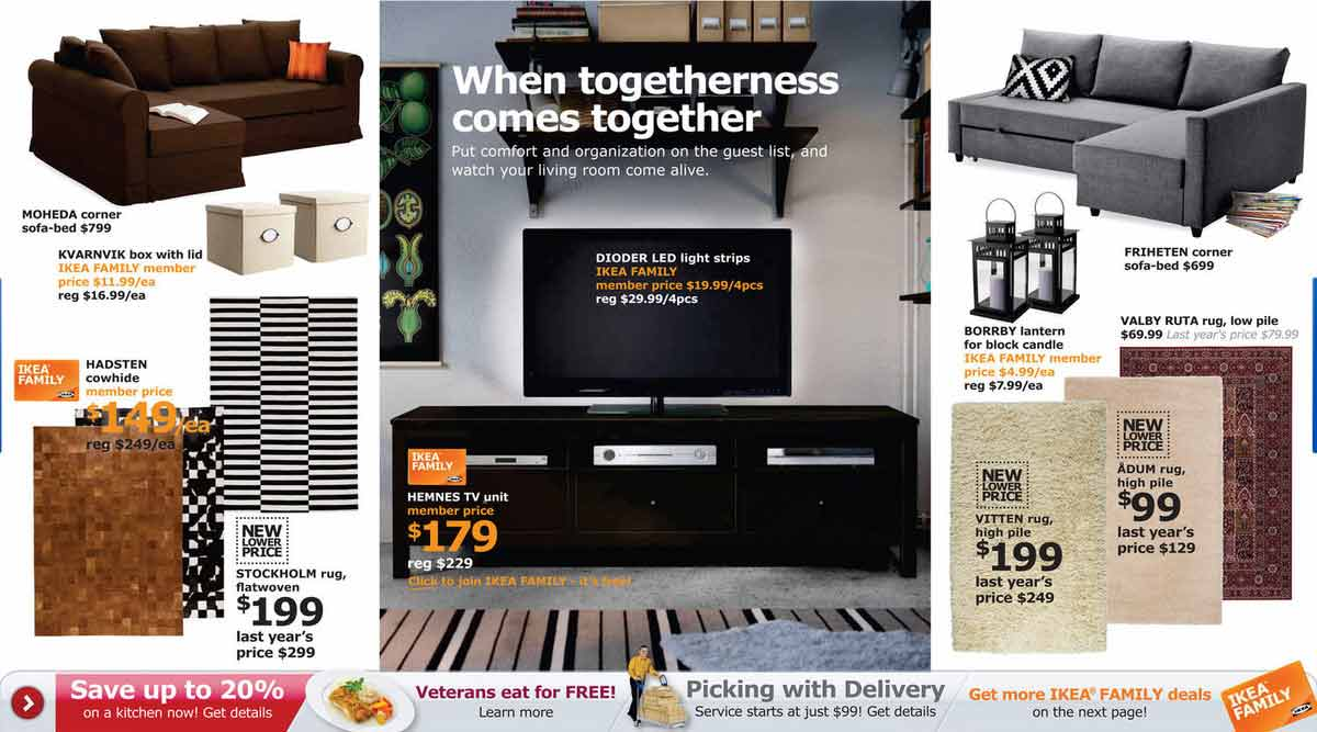 IKEA Best Black Friday Deals 2013