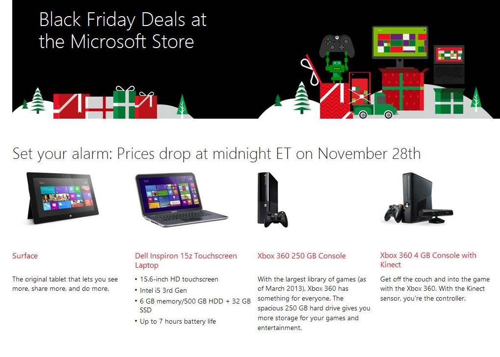 microsoft store black friday 2013 ad find the best microsoft store
