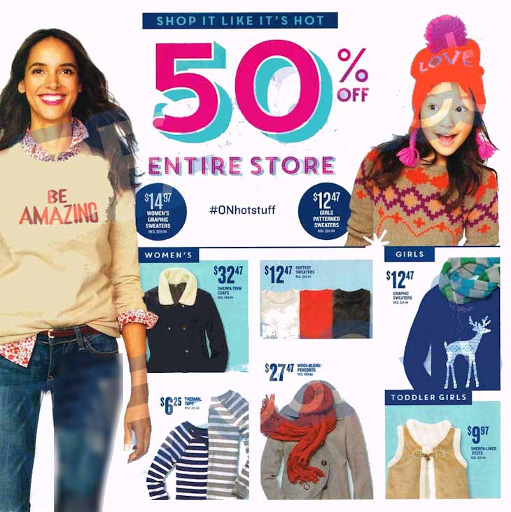 Store Hours. Check local store hours. Store Locator. Cardmember perks. Extra 20% off your first purchase when you open and use your Old Navy Card today. Apply Now. Gift guide. Perfect presents for everyone on your list (including you!). Shop Gift Guide. Close This Ad. Learn More [banner] Earn points on every purchase with our loyalty.