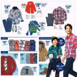 Complete coverage of Old Navy Black Friday Ads & Old Navy Black Friday deals info.