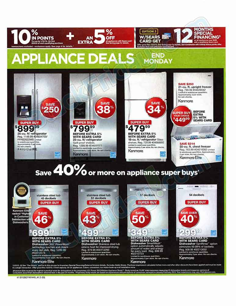 6692c4da3bf7 Sears Black Friday 2013 Ad - Find the Best Sears Black Friday Deals ...