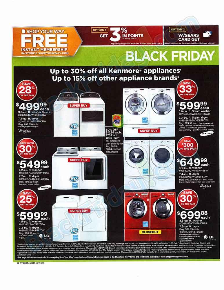 Store deals black friday