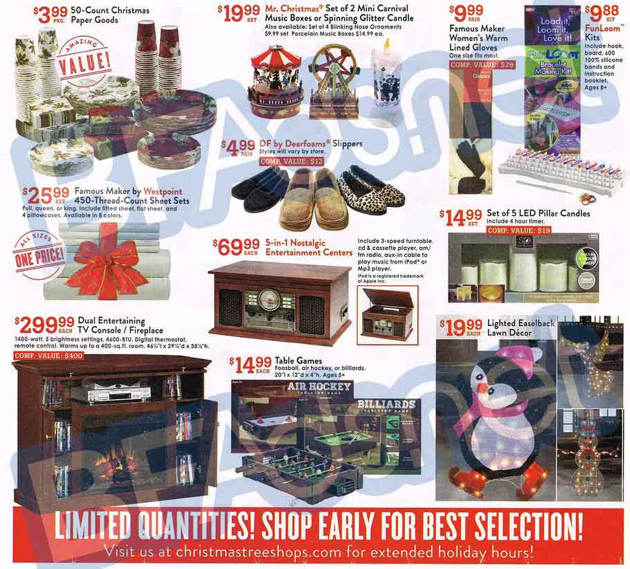 Christmas Tree Shops Black Friday 2013 Ad - Find the Best ...