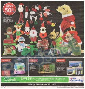 PetSmart Black Friday Ad Scan - Page 2