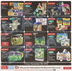 PetSmart Black Friday Ad Scan - Page 4