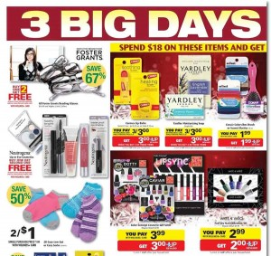 Rite Aid Black Friday Ad Scan - Page 2