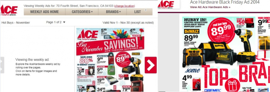 Ace cordless driver