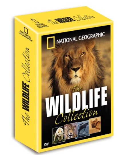 national geographic wildlife collection