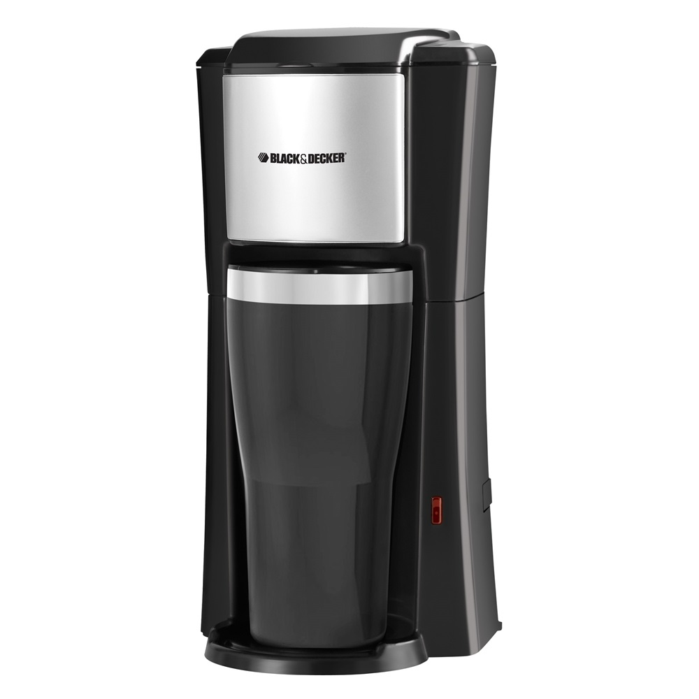 Coffee Maker For One : Black & Decker vs. Hamilton Beach: Single-Serve Coffee Maker Comparison - NerdWallet
