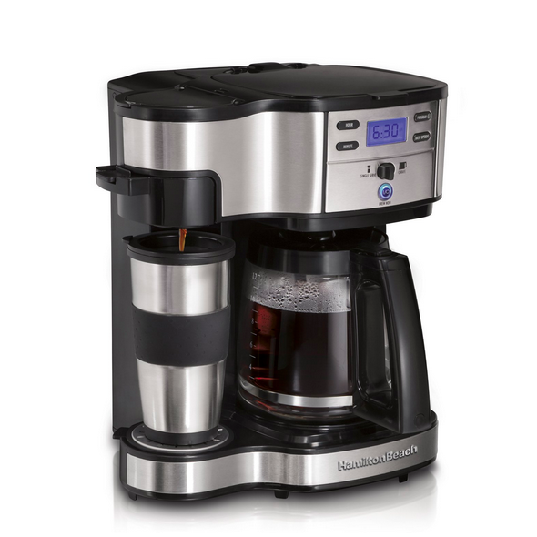 Cuisinart Coffee Maker How Much Coffee To Use : Coffee Makers: Hamilton Beach vs. Cuisinart - NerdWallet