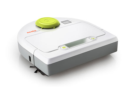 Robotic Vacuum Face-Off Round 2: Neato 80 vs. Neato 75