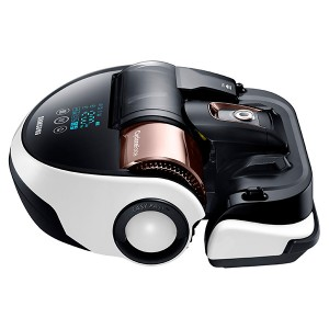Robotic Vacuum Face-Off Round 3: Samsung VR9000 vs. Roomba